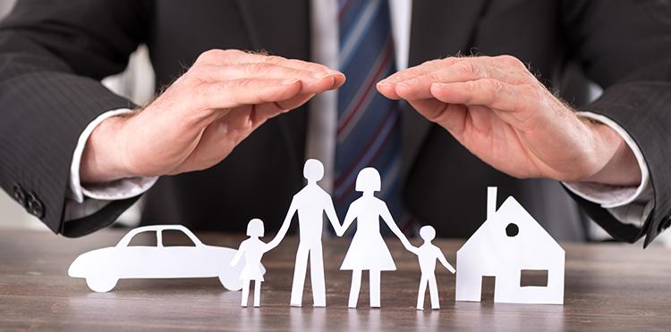 ubezpieczenie na życie i nieruchomości